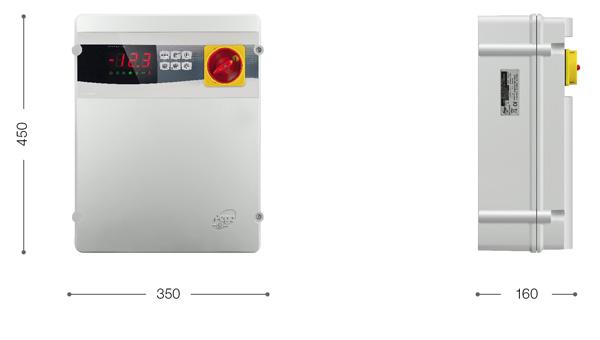Schema Elettrico Quadro Pego : Schema elettrico quadro pego